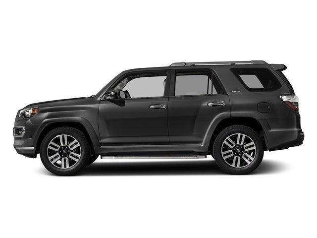 2018 Toyota 4runner Limited Eureka Ca Mckinleyville