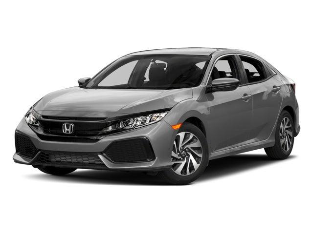 2017 Honda Civic Hatchback Lx In Eureka Ca Mid City Motor World