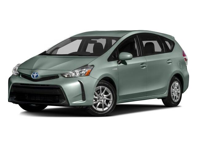 2017 Toyota Prius V Two Eureka Ca Mckinleyville Arcata