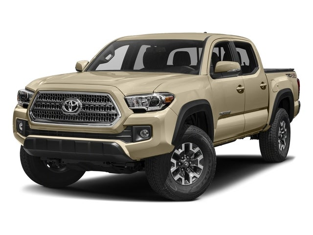 2018 Toyota Tacoma Trd Off Road In Eureka Ca Mid City Motor World