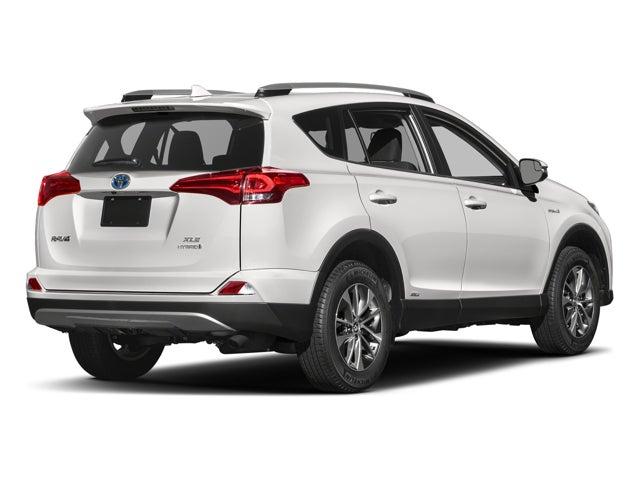 2018 Toyota Rav4 Hybrid Xle In Eureka Ca Mid City Motor World